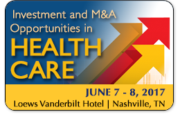 Investment & M&A Opportunities in HEALTHCARE